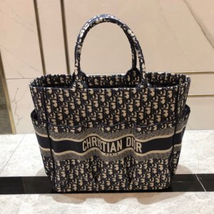 Shopping bag beach bag new classic ladies handbag 7A high-end custom quality handbag fashion trend business casual style