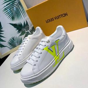 Zapatos de mujer TIEMPO FUERA Zapatillas de deporte Calzado casual Moda Diseñador de lujo Zapatos de mujer 2019 Marca Moda Diseñador de lujo Diseñador de lujo Zapatos de mujer1