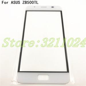 Schermo touch screen originale di ricambio per obiettivo in vetro 100% originale per ASUS ZenFone 4 Max Pegasus 4A ZB500TL X00KD