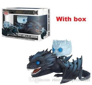 China Funko POP! Song Of Ice And Fire Game Of Thrones Model Action Toys Figures Movie!