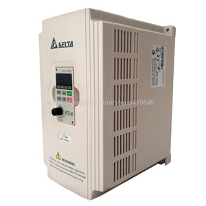Delta Inverter 3.7 KW VFD037M43A 3 Phase 380V to 460V Rated 8.2A 100% New 3700 W VFD Series Variable Speed AC Motor Drive