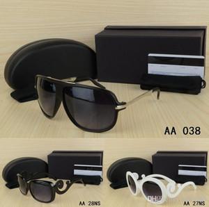 selling Outdoor goggles mens womans Sunglasses with box lady eyeglasses glasses girl UV400 gafas Feminino Oculos De Sol hombre nice eyewear