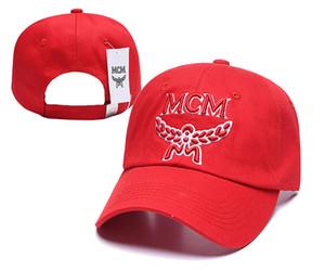 estilo Caps ao ar livre chapéus boné de luxo para homens cap painel homens snapback baseball ocasional do desenhador casquette gorras ósseaT7TRH chapéu MCM