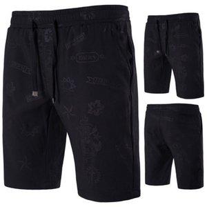 2018 новые летние мужские повседневные шорты мешковатый Бегун черный гарем короткие брюки хлопок свободные брюки шорты плюс размер L-3XL