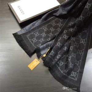 Marque designer écharpe en cachemire marque de mode foulards épais foulards imitation cachemire mode hommes et femmes foulards 180 * 70