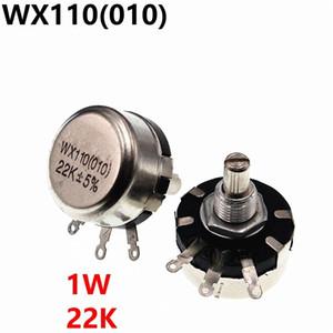 WX110 010 WX010 1W 22K Potentiometer Résistances variables