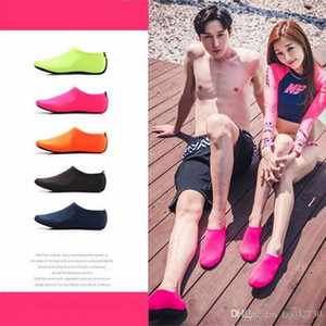 Barefoot Water Shoes Men Women Aqua Socks Sand Socks For Beach Surf Pool Swim Dance Slip On Surf Yoga Aerobics A141