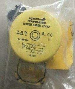 Бесконтактный переключатель 1Pc Turck Turck NI100U-K90SR-VP4X2 пе