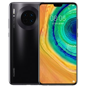 Original Huawei Mate 30 4G LTE Cell Phone 6GB RAM 128GB ROM Kirin 990 Octa Core Android 6.62