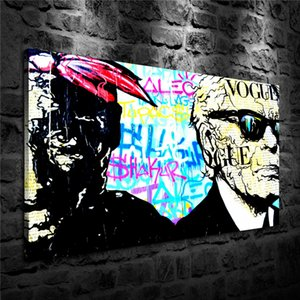 Alec Monopoly Hakur,HD Canvas Printing New Home Decoration Art Painting (Unframed Framed)