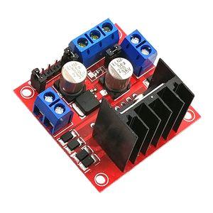 아두 이노에 대한 L298N 듀얼 H 브리지 스테퍼 모터 드라이버 컨트롤러 보드 모듈