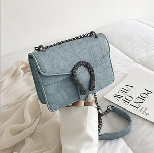 2020 New High quality Woman Fashion Letters Designer Handbags Quality Lady Shoulder Crossbody Bags Hot Messenger Bag