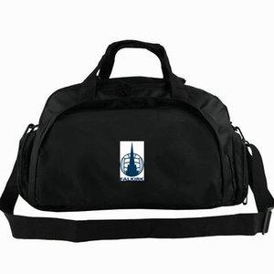 Falkirk duffel bag Brockville park club tote Football backpack Exercise luggage Soccer sport shoulder duffle Outdoor sling pack