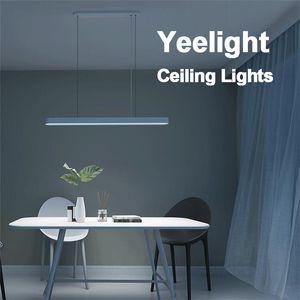 Youpin Yeelight Tavan Işıklar göktaşı LED Akıllı Akşam kolye Renkli YEELIGHT Atmosfer Işık Ayarlanabilir Parlaklık 3014424 Işıklar