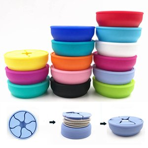 torage es & Bins Foldable Silicone Earphone Wire Organizer Box Data Line Cables Office Storage Box Case Container Headphone Protective Bo...