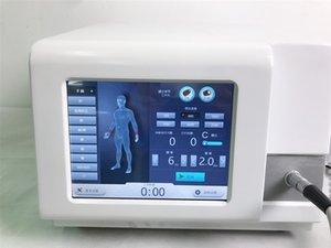 Efficace Shock Wave macchina di fisioterapia Shockwave terapia extracorporea dell'onda di urto Apparecchiatura di terapia dolore alla spalla massaggio Relief