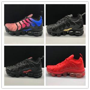 Nike Air Max Tn plus جديد وصول يكون صحيح زائد tn رجل مصمم أحذية بوردو بالكاد رمادي العنب الأزياء الفاخرة مصمم النساء أحذية فرط الأزرق حذاء x12