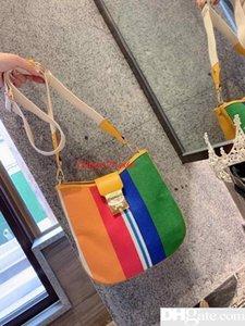 Hot-selling New Vogue Brand High-grade Ladies Large-capacity Drawstring Tote Bag High-end Design Bucketfashion 0502 Designer6x
