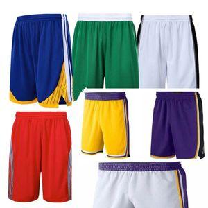 Hommes nouvelle saison Basketball Shorts Porter Léger respirant Sports Casual Pantalon De Bal Loose Ball Meilleure Qualité tout cousu Pantalon De Survêtement S-XXL
