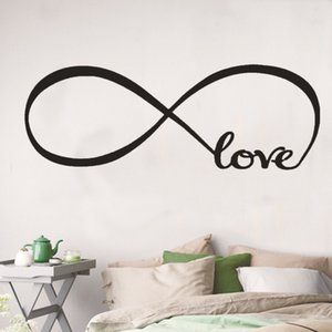 Small Loop Love Explosion Unlimited Love Living Room Modern Perfect Romantic Bedroom Decorative Painting Wall Stickers