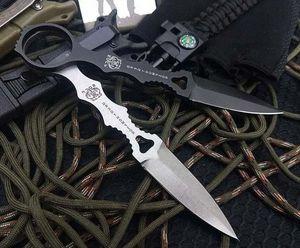 3 Modeller BM176 176 D2 Düz Bıçak Sabit Bıçak Kolu Katlanır EDC Kamp Survival Katlanır Bıçak Noel Hediye Bıçak