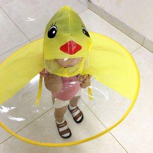 Çocuk trençkotu TikTok UFO panço Çocuk Cloak pelerin yağmurluk TikTok UFO panço