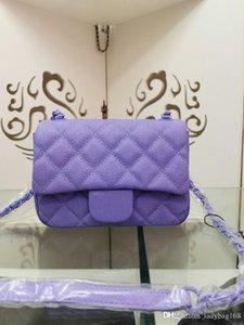 Sıcak Yeni moda lüks tasarımcı bayan çanta crossbody çanta omuz çantaları yüksek kaliteli deri, yüksek kaliteli mini flip zincir crossbody çantaları