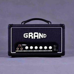 Rohr E-Gitarrenverstärker Kopf 15W Gain, Treble, MID, Bass, Presence, Master-freies Verschiffen