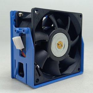 Дельта 8 см 8038 12 в двойной шариковый большой объем вентилятор FFB0812EHE сервера ШИМ с регулируемой температурой вентилятор