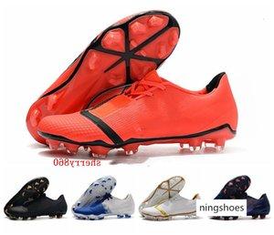 2019 mens soccer shoes Phantom VNM Elite FG soccer cleats cheap Phantom Venom FG football boots botas de futbol
