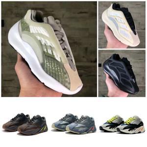 Kinder Kanye West 700 V3-Baby-Mädchen-Laufschuhe Kinder-Designer-Schuhe Sportschuhe Desert Rat 700 V2 mit Kasten Größe: 26-35