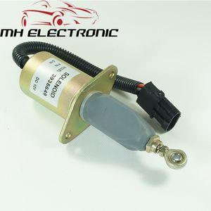 MH elettronici di alta qualità 12V 3.935.650 3.935.649 Shutdown arresto del combustibile Elettrovalvola per Cummins 6CT Diesel Parts spegnere il motore