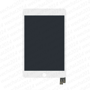 50PCS New LCD Touch Screen substituição digitador Assembléia para iPad Mini 5 Mini5 2019 A2124 A2126 A2133 livre DHL