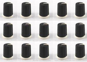 15pcs / Lots Knob Cap EQ Cap Equalizer Knob / Grau Baixo Pot para Pioneer DJ Mixer DJM DJM-2000 900 850 750 700 800