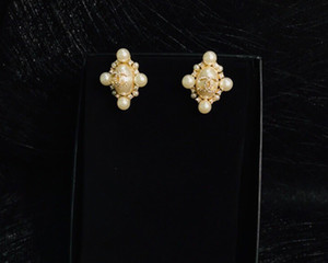 New earring 2020 women fashion earring accessories with box free shipping 062437