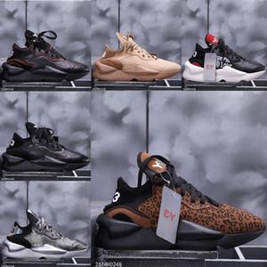 Erkek Moda Sneakers Y3 Kaiwa Chunky Erkekler ile Kutusu İçin Y3 Kaiwa Chunky Spor Sneakers Eğitim Ayakkabı Koşu Ayakkabıları Ayakkabı Koşu