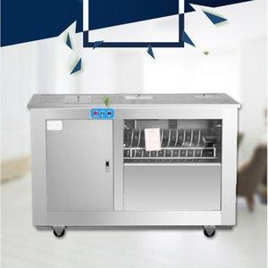 machine à pâte machine commerciale de pain cuit à la vapeur ronde machine de fabrication de pâte