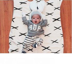 Uçak INS Bebek Ayı Koltuk Sandalye Sevimli Carter Hayvan Halı Bebek kapitone ceket Yenidoğan Kundaklama Battaniye 110 * 65 cm Blanket