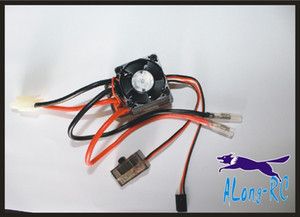 free shipping : 320A brush ESC with fan for 1 10 1 16 1 18 RC MODEL CAR boat high work voltage (7-16V)