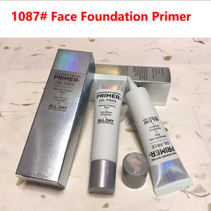 CC + Кремы PRIMER OIL FREE 1087 # Face Foundation Primer макияж захвата базы пор нефтеперерабатывающая увлажняющее масло-контроль Поры легко носить 30мл