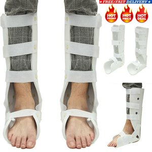 New Foot Drop Orthosis Night Brace Splint Ankle Brace Plantar Fracture Sprain Recovery Support Foot Splint Support Care Tools