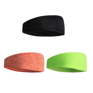 Traspirante Camm Outdoor fascia fitness Headwear velo sportiva capo banda Bandana ginnastica di yoga elastico Parasudore LJJA4020