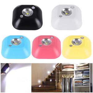 미니 무선 LED 나이트 라이트 배터리 구동 모션 벽 램프 내각 계단 라이트에 대한 조명 센서 LED 비상 램프를 활성화