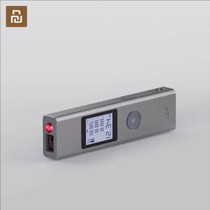 Xiaomi Youpin Duka 40m LS-P Dijital lazerli uzaklık ölçer Taşınabilir USB Şarj Yüksek Hassas Ölçüm El uzaklık ölçer