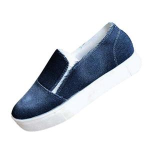xiniu Yüksek Kaliteli Flats Bayanlar loafer'lar Personel Ayakkabı günü 2019 İlkbahar Kadınlar Flats Ayakkabı Platformu Sneakers Kayma 0724 Kadınlar #