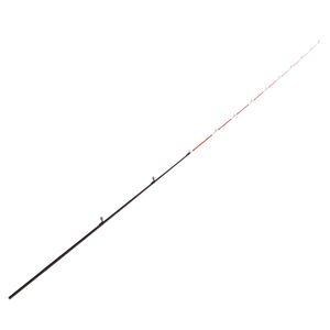 Fly Fishing Spinning Rod Fundição Peixe Rods substituição Rod ponta de aço cerâmico Pesca Anel Fiberglass Pole pesca da noite
