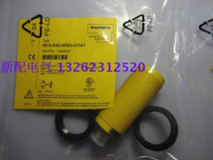 NI15-S30-AP6X-H1141 NI15-S30-AN6X-H1141 Turck Proximidade Switch Senaors Nova Garantia de Qualidade