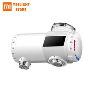 MI Mijia Xiaoda instantâneo Aquecimento torneira da cozinha Aquecedor de Água Elétrico 30-50 ° C Frio Aqueça ajustável torneira à prova d'água