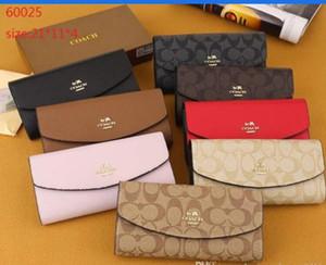 modo esplosivo disegno femminile portafoglio bagCoach tendenza di stampa classici selvatici paio di lusso wallet multicolor opzionale
