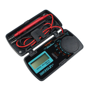 Tutto Sun Autorerange Digital Multimeter 3 1/2-Digit, indicazione a batteria Bassa Protezione da sovraccarico DATA-TENERE MODALITÀ EM3081 $